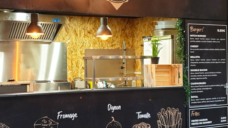 Hallbox's | Le meilleur de la street-food