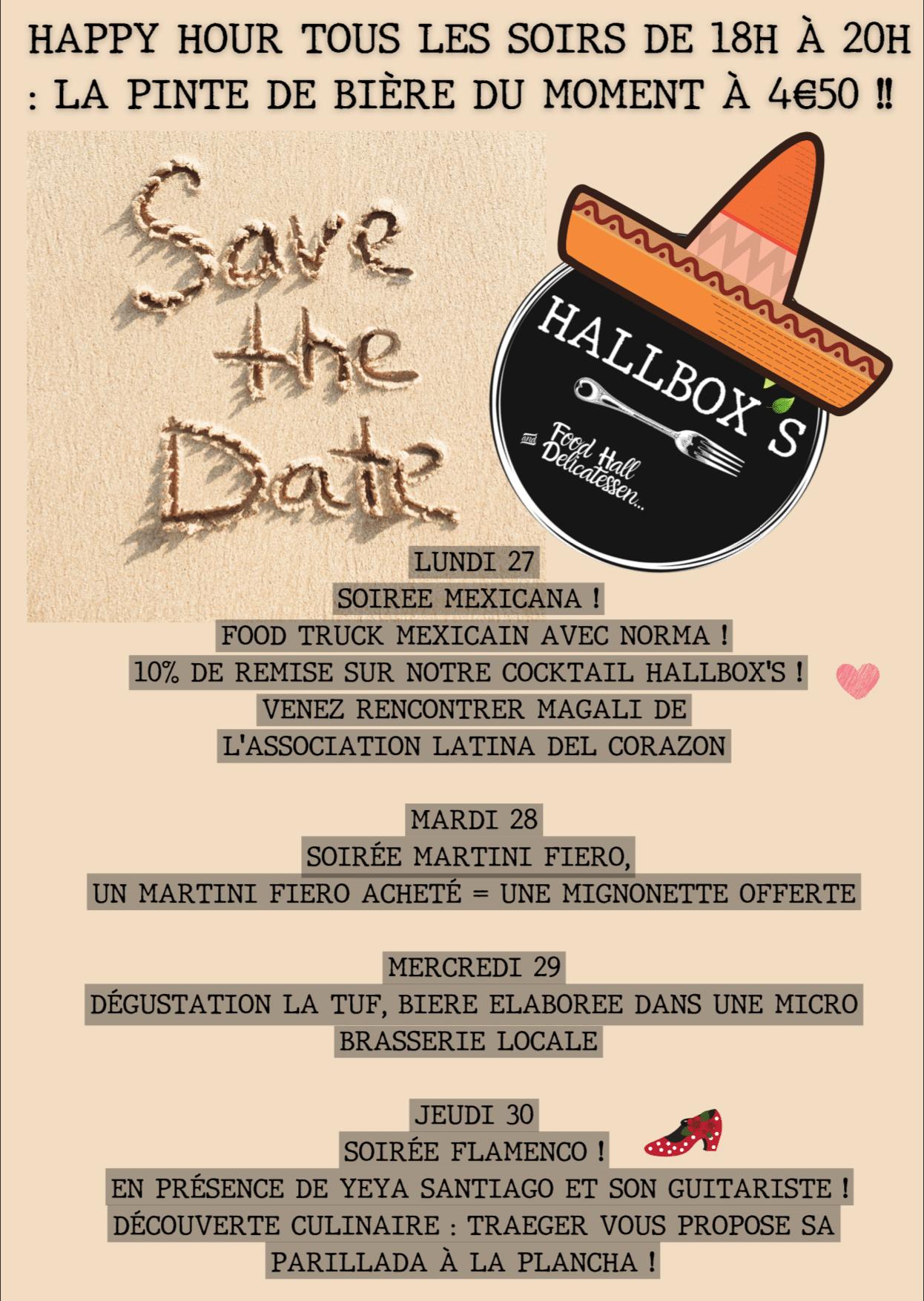 Hallbox's | Le meilleur de la street-food